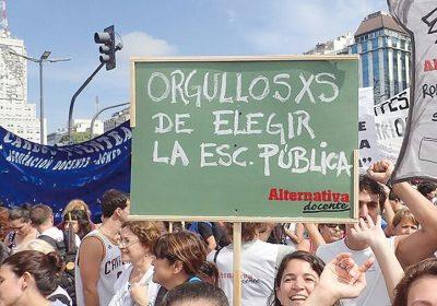 Vidal contra la universidad pública: una mirada de lxs ...
