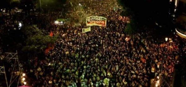 Marcha 8M Córdoba
