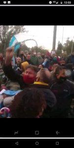 Córdoba: fachos con cadenas